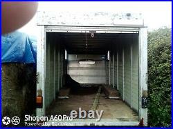Twin Axle Box Trailer large