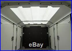 Twin-Axle RT4 Race Car Transporter trailer