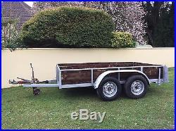Twin axle trailer / Car Trailer