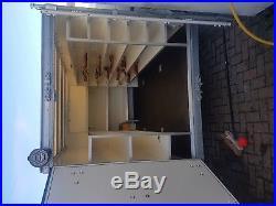 Used box trailers