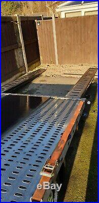 Used car transport trailer 3500KG
