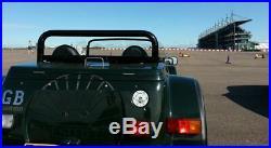 Westfield kit car SEIW 1.8 Zetec and Brian James C2 Blue Trailer