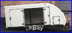 Woodford Race Transporter Enclosed Car Trailer