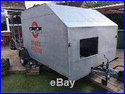 Woodford car trailer transporter